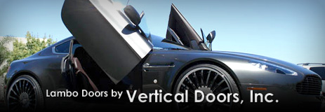 Lambo Doors by Vertical, Inc.